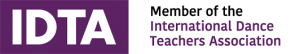International Dance Teachers' Association logo